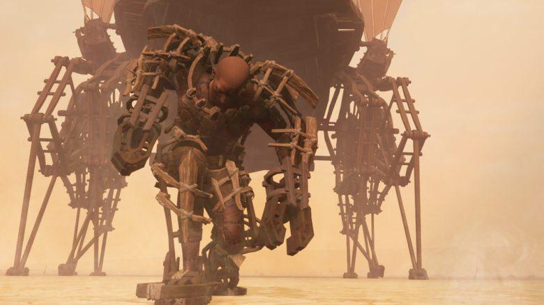 Last Oasis bringt Powerrüstung aus Holz, nachdem Spielerzahlen auf Steam sinken
