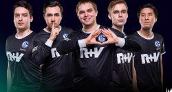 Schalke 04 ist gerade das Team der Stunde in LoL – Wird europaweit bewundert und gefeiert