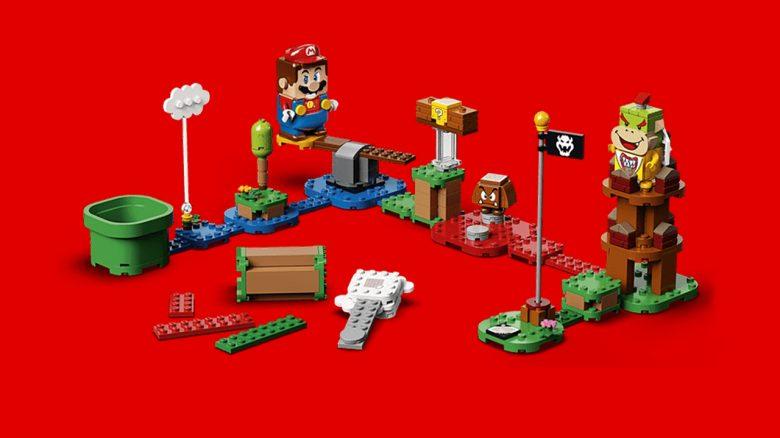 Lego Super Mario Sarterset