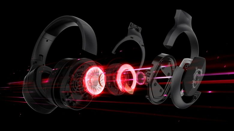Gaming Gear MSI Headset