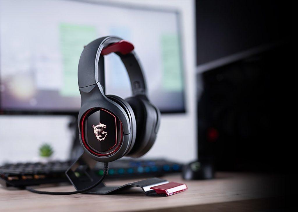 MSI Gaming Gear Headset