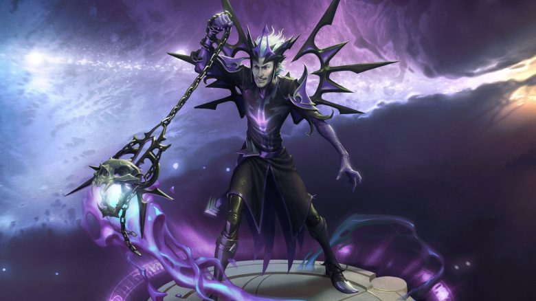 Magic Legends Necromancer Body Titel