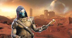 Weil in Destiny 2 der Mars verschwindet, baut Spieler ihn in 200 Stunden selbst