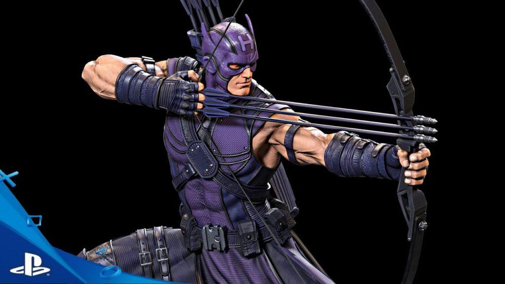 Marvels Avengers Hawkeye