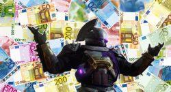 Money Euro Saint 14 Destiny Titel