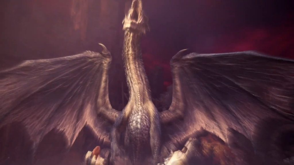 Monster Hunter World Titel Fatalis