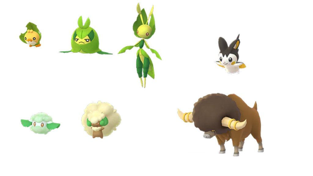 Neue Pokemon Einall Woche