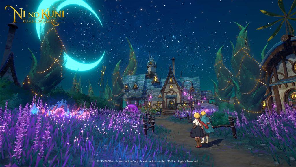 Ni No Kuni Cross Worlds Screenshot