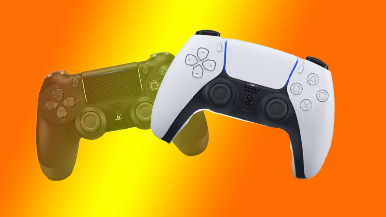 PS5 Controller PS4 Controller Titel