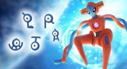 Pokémon GO Deoxys Ultra Titel