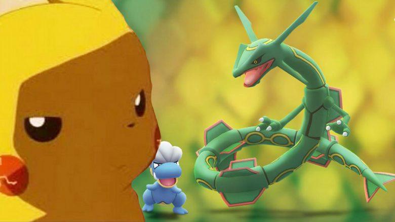 Pokémon GO Drachenwoche Titel