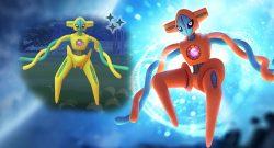 Pokémon GO: Enigma-Woche bringt Deoxys-Raids und diese Shinys