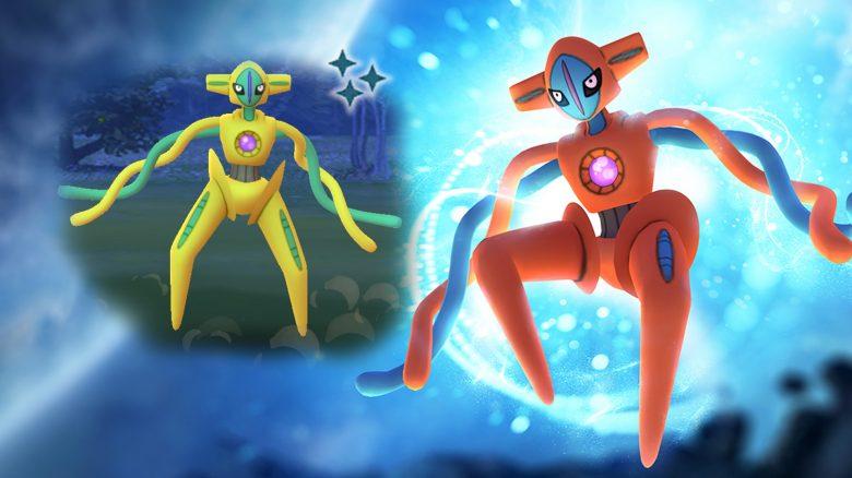 Pokémon GO Enigma Shiny Titel