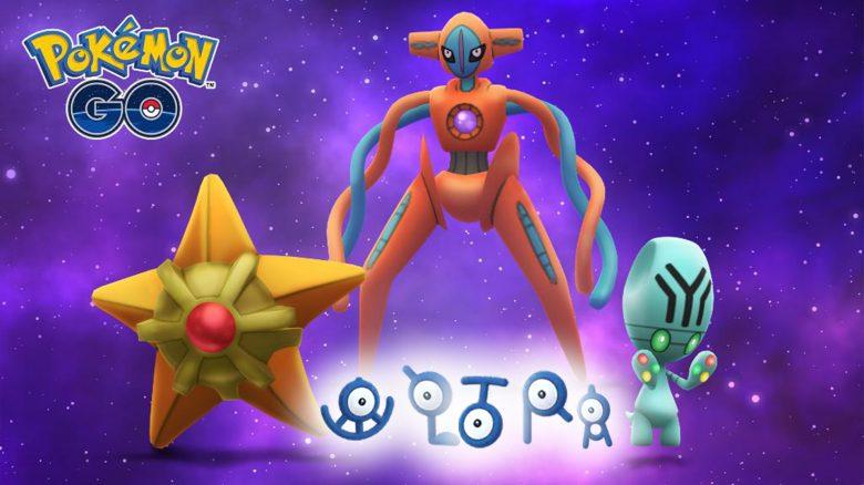 Pokémon GO Enigma Woche Titel