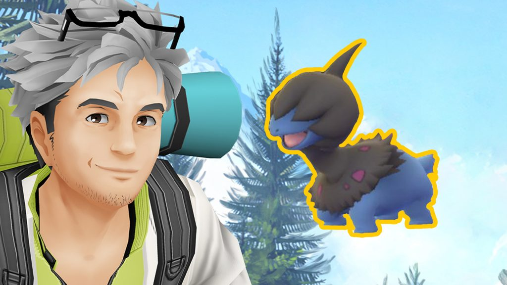 Pokémon GO Kapuno Willow Titel