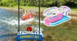 Pokémon GO Karpador Ticket Titel