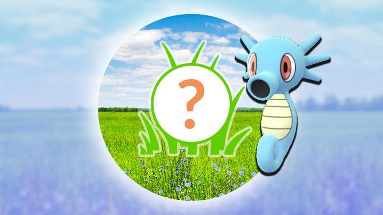 Pokémon GO Rampenlicht Seeper Titel