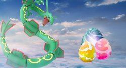 Pokemon GO startet heute Raid-Stunde mit Rayquaza – Nutzt diese Konter