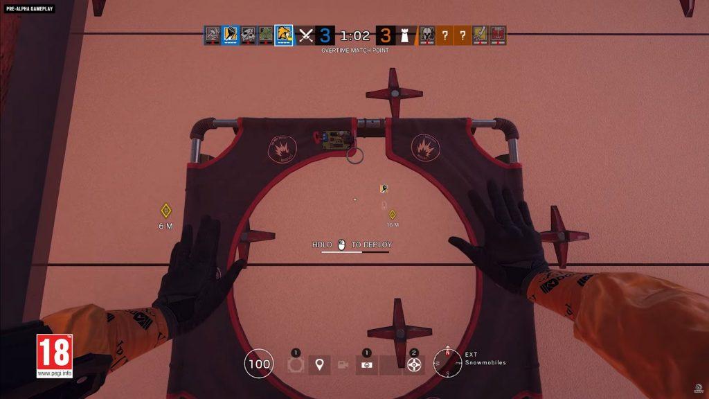 Rainbow Six Mini Breach Charge