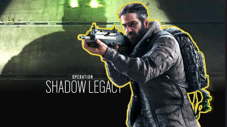 Rainbow Six Siege Shadow Legacy Titel Sam Fisher 3