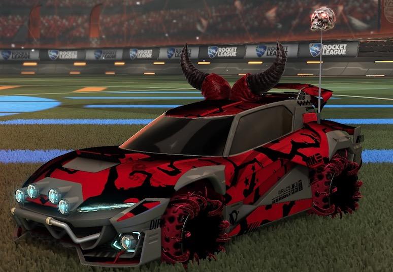 Rocket League Teufel