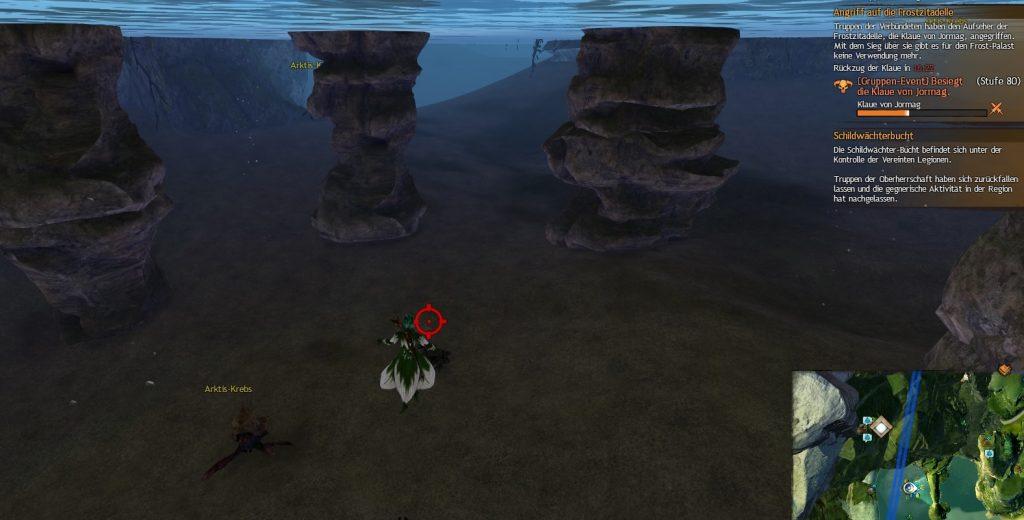 Guild Wars 2 Schatz-Schnüffler Schlüssel