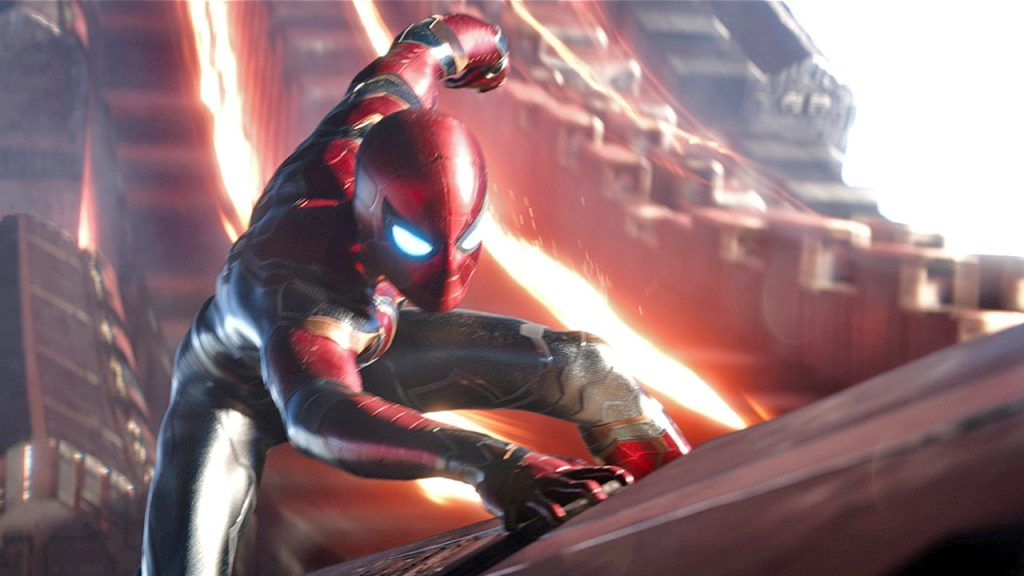 Spider-Man Marvels Avengers