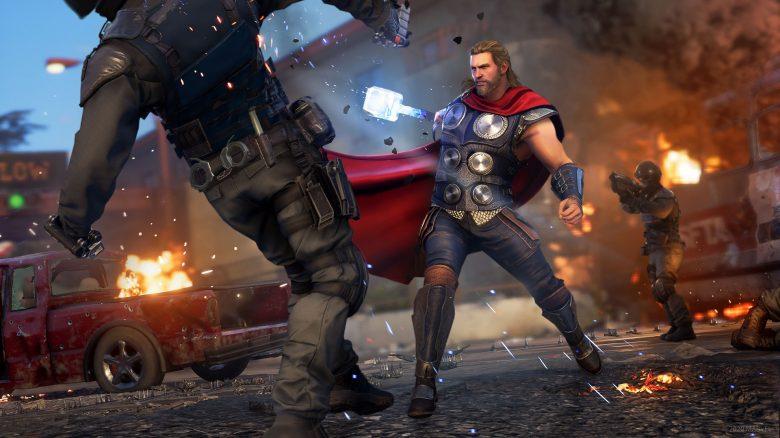 Marvel's Avengers: Die Beta lässt es krachen, aber wo ist mein Lieblings-Held?