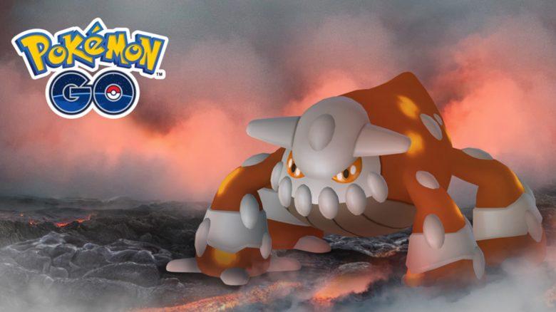 Pokémon GO: Heute letzte Raid-Stunde mit Heatran – Lohnt sich das?