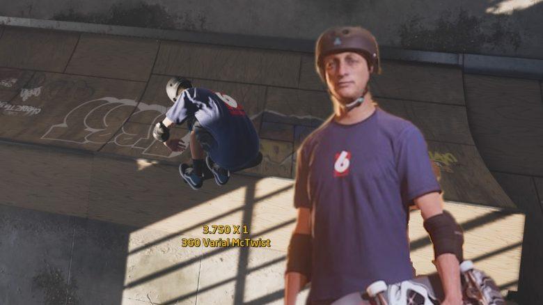 Tony Hawk's Pro Skater braucht nur 2 Minuten, um all eure Sorgen wegzublasen