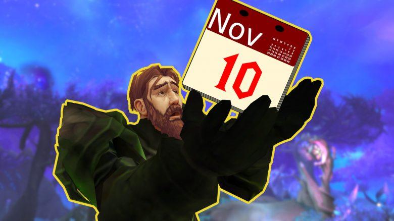WoW Shadowlands: Release schon am 10. November? 3 Gründe sprechen dafür