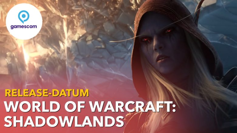 WoW Shadowlands Release Datum titel title