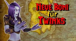 WoW Void Elf Asking Boni fuer twinks titel title 1280x720