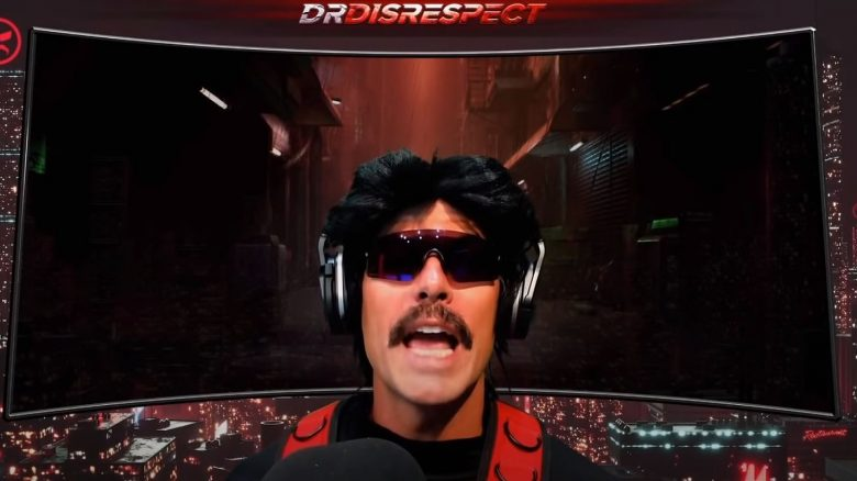 YouTube Dr Disrespect TItel