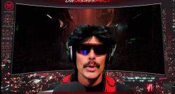 Dr Disrespect ist endlich wieder live – Über 500.000 Zuschauer auf YouTube