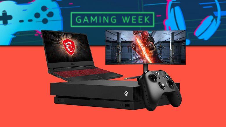 Amazon Gaming Week: Xbox One X günstig wie noch nie zuvor