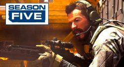 cod modern warfare warzone erstes season 5 playlist update titel