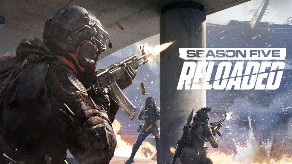 cod modern warfare warzone season 5 reloaded patch notes titel
