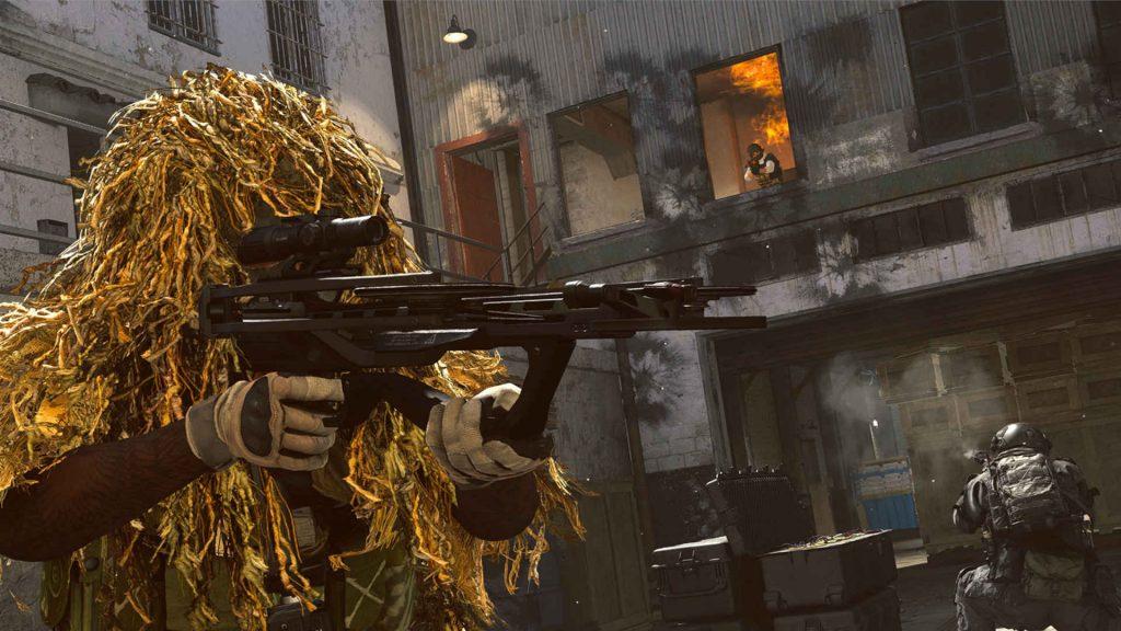 cod modern warfare warzone soldaten bombe ziel
