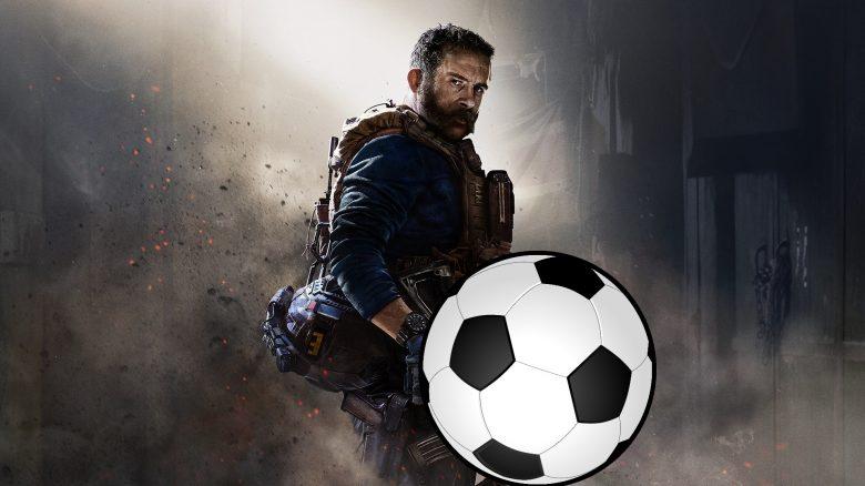 In CoD MW gibt es ein geheimes Fußball-Minigame mit eigenen Effekten