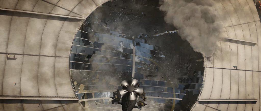 cod warzone dach explosion