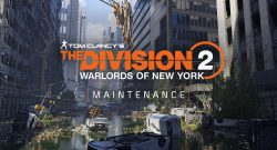 The Division 2: Wartung, Server-Down am 11.08. – Patch Notes und alle Infos