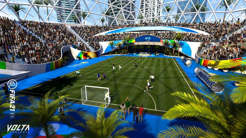 Volta Stadion