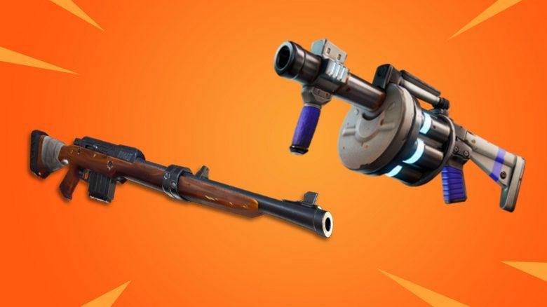 Fortnite: Das sind eure 5 besten Waffen jetzt in Season 3