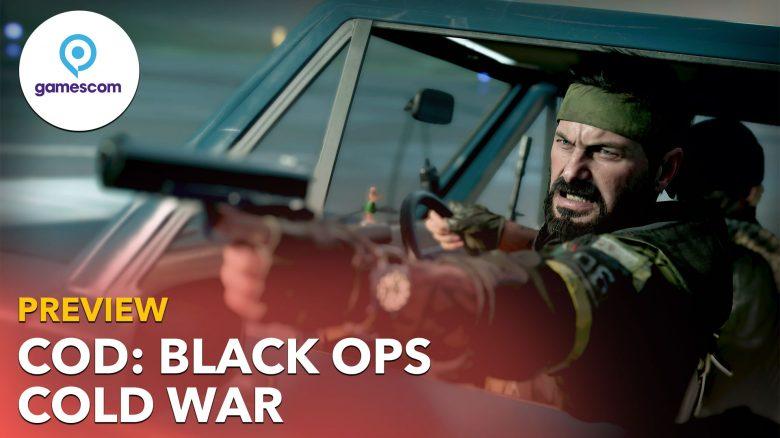 Neuer Story-Trailer zu CoD Black Ops Cold War zeigt Bösewicht, den ihr bald jagt