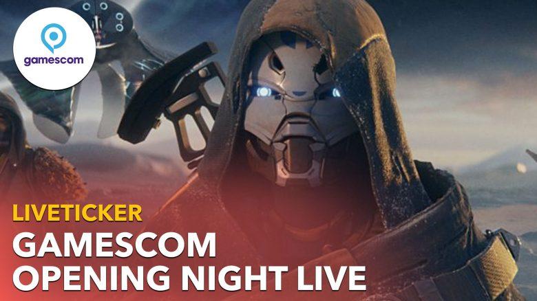 gamescom Opening Night 2020 – Seht hier alle Highlights