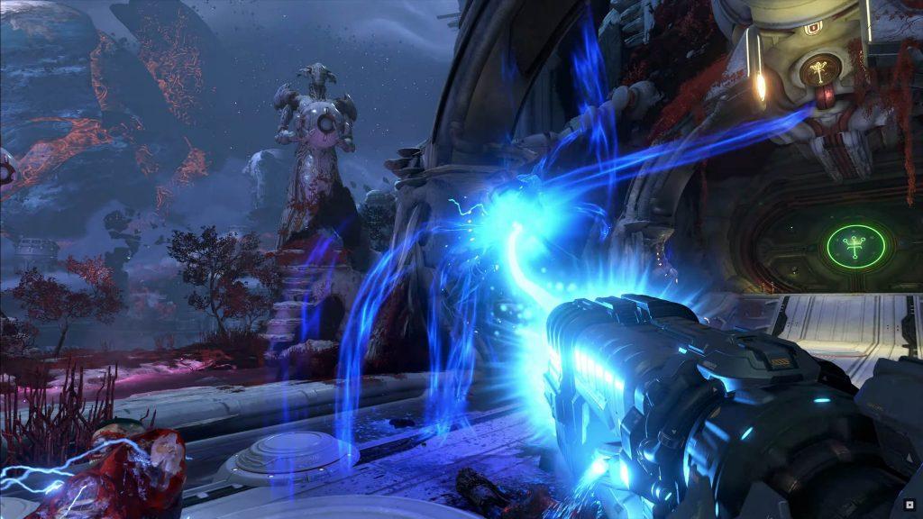 gamescom doom ancient gods absorbieren