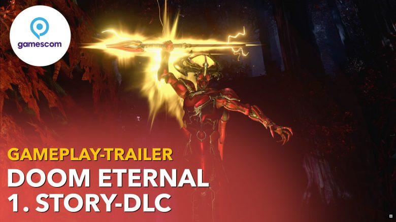 Erster Story-DLC für DOOM Eternal bringt alte Götter und seltsame Geister