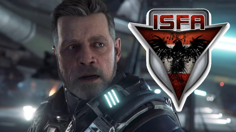 star citizen isfa community header