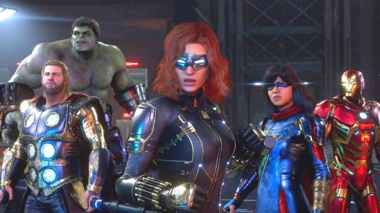 Marvel's Avengers: Alle spielbaren Helden auf einen Blick